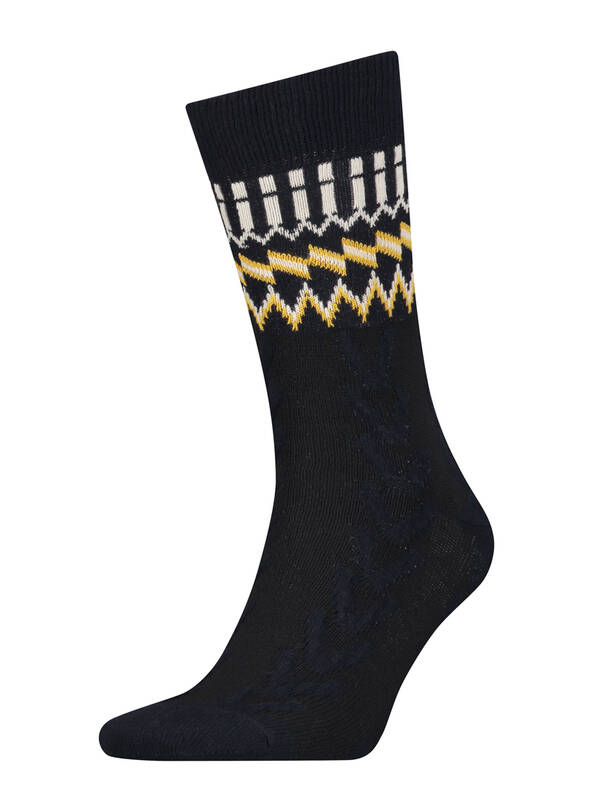 Tommy Hilfiger Fashion Men Socks darknavy